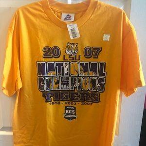 Tops - LSU championship t-shirt